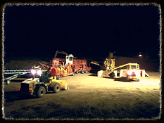 Reker Construction & Agg - Gravel Crushing