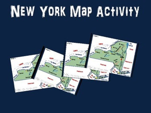 New York Mapping Activity