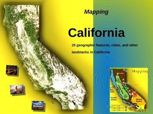 California Mapping Activity