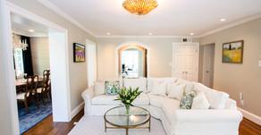 A Modern Traditional Bethesda Home Renovation