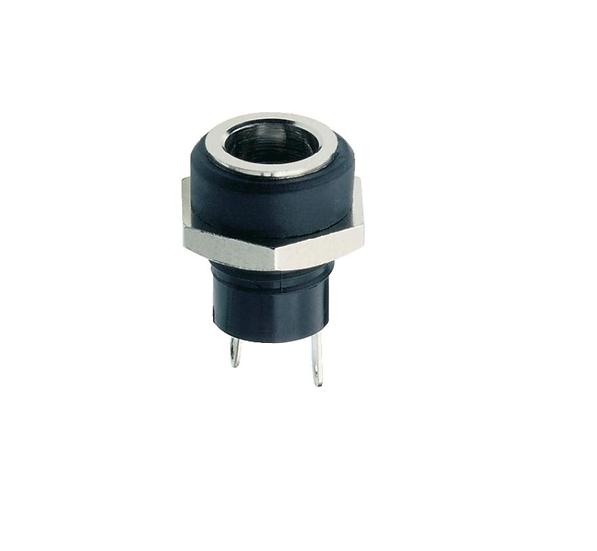 2.1mm DC Panel-Mount Power Socket