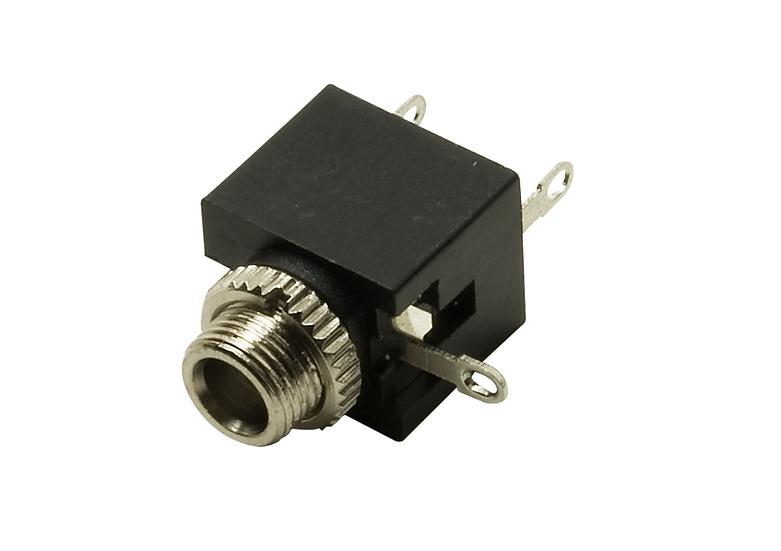 3.5mm Mono Miniature Jack Socket