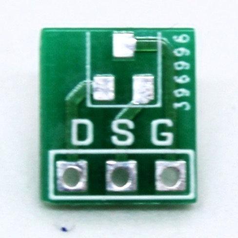 Jfet Adaptor x5