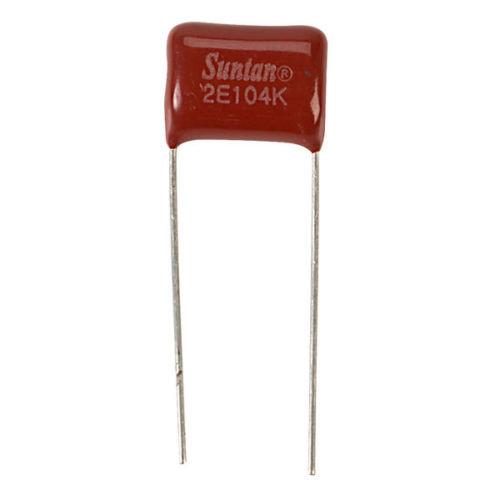 Suntan Metal Poly Capacitors