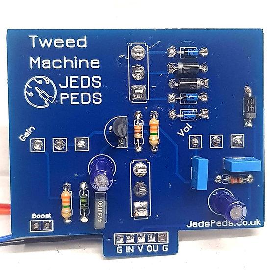 The Tweed Machine
