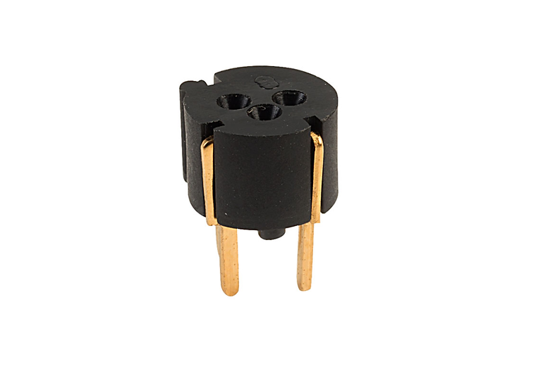 3 Pin To18 Trans + Ic Holder