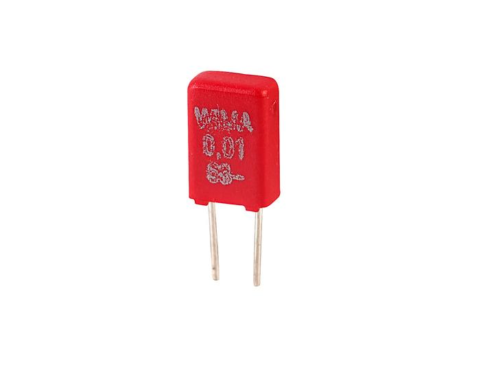 MKS02 Wima Mini Polyester Capacitor