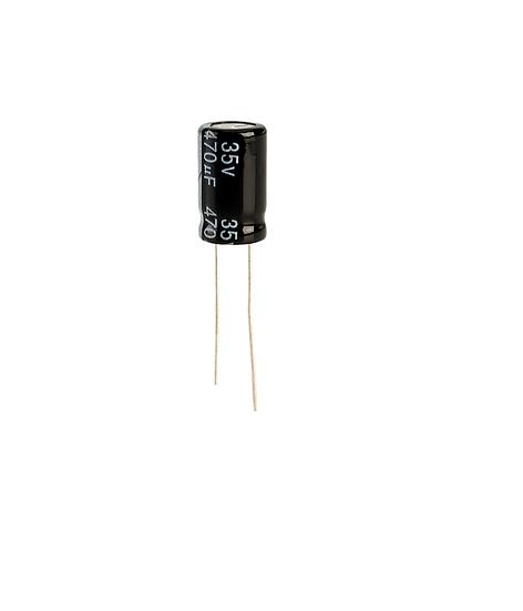500x 100uf 50v Capacitors