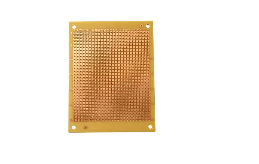 750 Hole Circuit Board 94 x 71mm