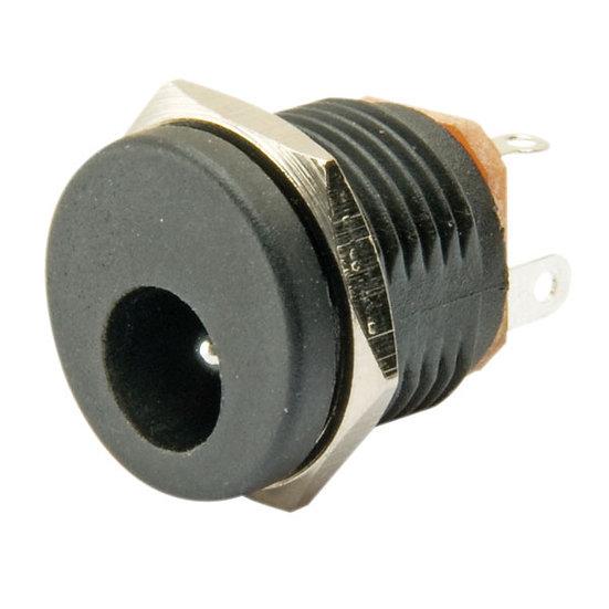 2.1mm Negative Tip Power Socket