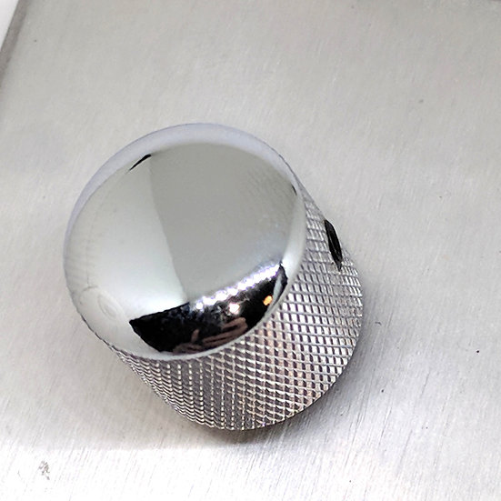 Chrome Dome 19mm knob