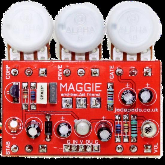 Maggie Fake-tory Fuzz