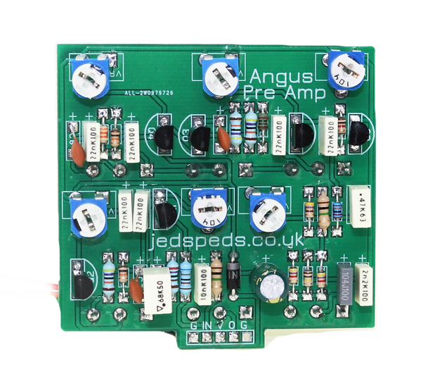 Angus Preamp