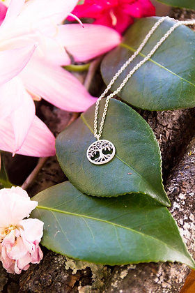 Yggdrasil Necklace [Silver]