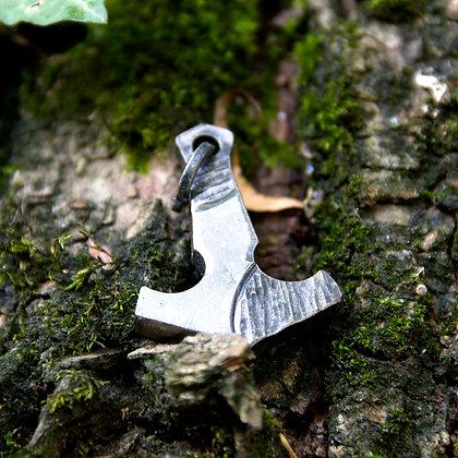 Wrought Iron Mjolnir