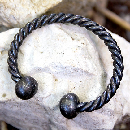 Wrought Iron Bracelet