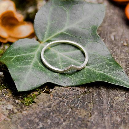 Minimalist Tiara Ring