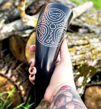 Celtic Circle Horn