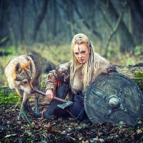 Mulheres Vikings e Shield-maidens