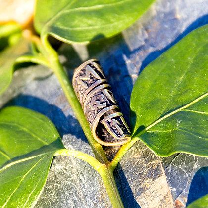 Runes Bead [Bronze]