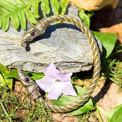 Eagle Torques Bracelet [Bronze]