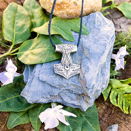 """""""Thor is watching you"""" Necklace"""