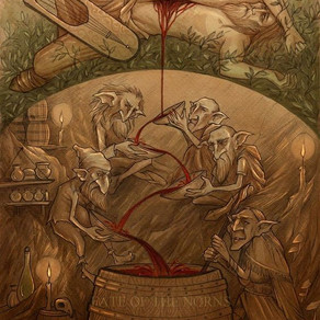 Mythology of Mead