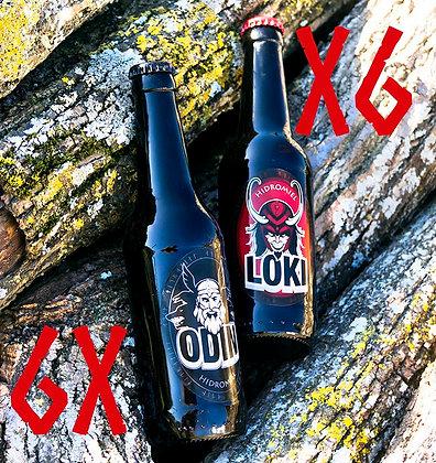 ODIN + LOKI Mix Pack [12]