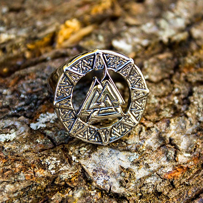 Valknut Ring