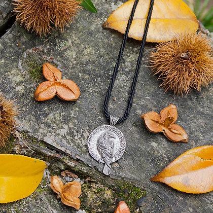 Raven Moon Necklace