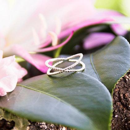 Cross Ring [Silver]