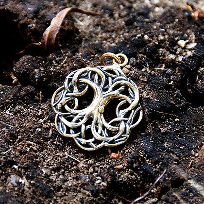 Yggdrasil Pendant [Bronze]