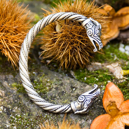 Dragon Torques Bracelet