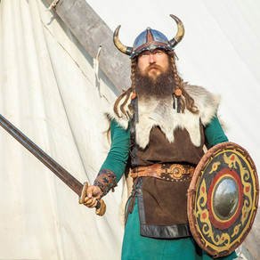 DID THE VIKINGS REALLY WEAR HORNED HELMETS?
