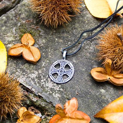 Celtic Cross in Circle