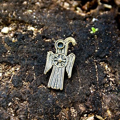 Viking Eagle Amulet [Bronze]