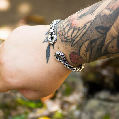 Celtic Torques Bracelet