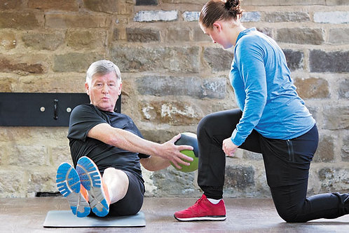Individual Personal Training Session