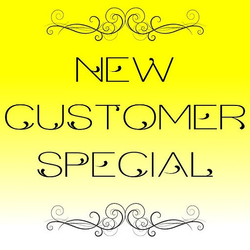 New Customer - 4 Weeks of 10 Items per Week
