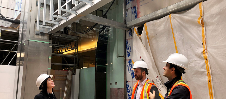 Project Site Tour Offers New Insights for TMX Group
