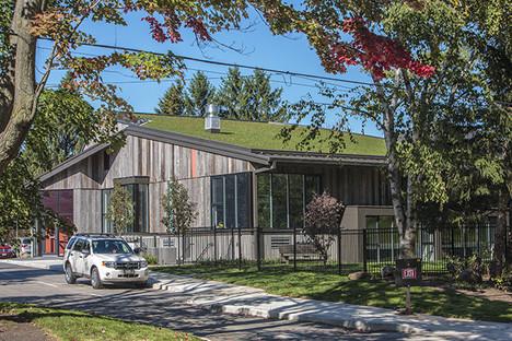 Clanmore Montessori School - Green Roof