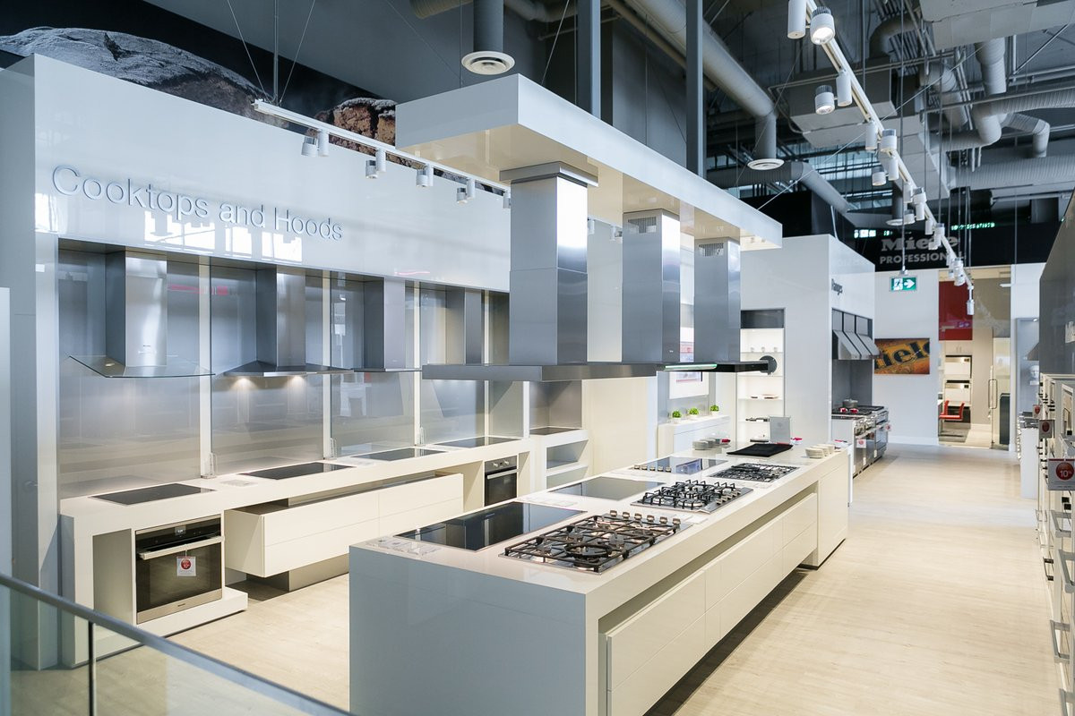 Miele Vancouver Experience Centre