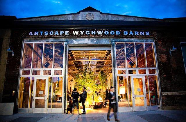 Artscape Wychwood Barns