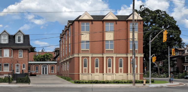 Reconstructing St. Philip's Seminary into a Purpose-Built Training Facility