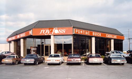 Roy Foss