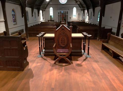The Church of St. Matthias, Bellwoods