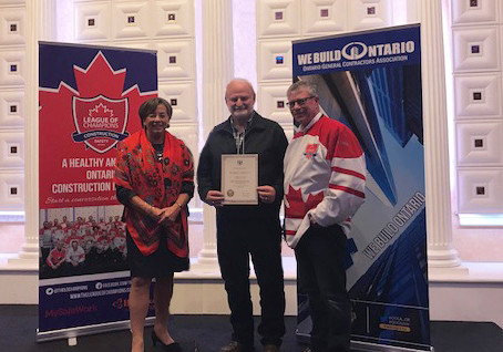 Dalton Honoured With Outstanding Safety Performance