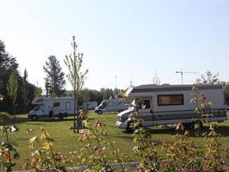Tongeren heropent campersite aan het Pliniuspark