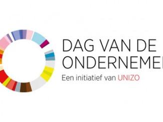 Ondernemersbabbel bij InterOffice voor Dag van de Ondernemer