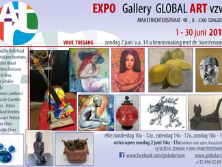 Opening expo Gallery Global Art